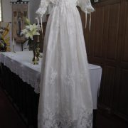Designer Christening Gowns by Little Doves - Royal Christening Gowns
