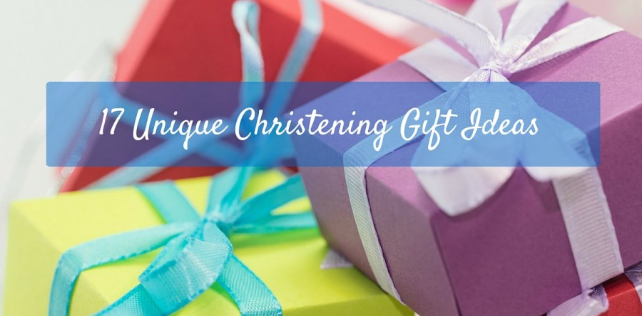 17 Unique Christening Gift Ideas