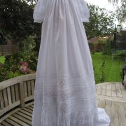Long Edwardian Baptism Gown