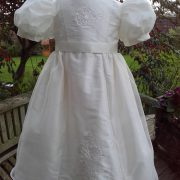 Heirloom Christening Dress for Girls by Little Doves Christening Gowns